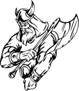 Viking Sticker 65