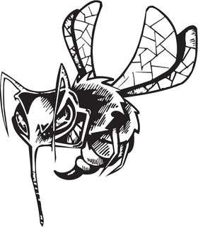 Aggressive Creature Sticker 13