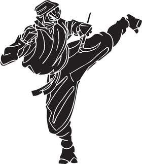 Ninja Sticker 23