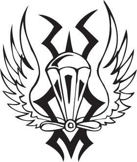 Military Emblem Sticker 20