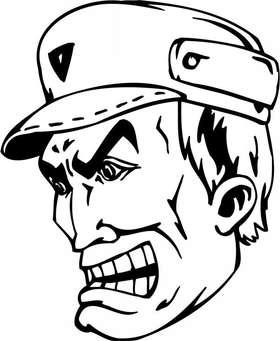 Soldier  Sticker 50