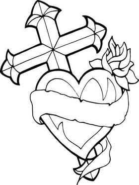 Heart Sticker 218