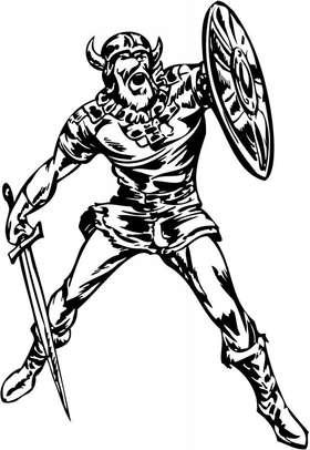 Viking Sticker 12