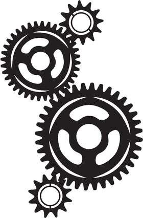 Gear Sticker 8