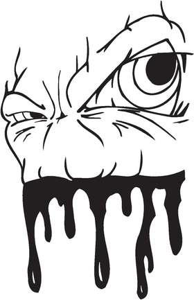 Eye Sticker 327