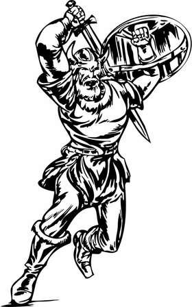 Viking Sticker 11
