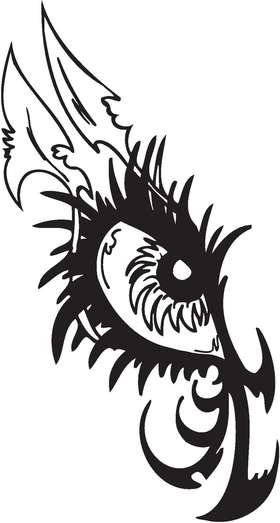 Eye Sticker 337