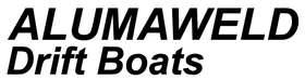 Alumaweld Drift Boat Sticker