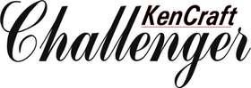 KenCraft Challenger Sticker